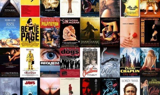 Una forma cómoda de ver películas en casa.