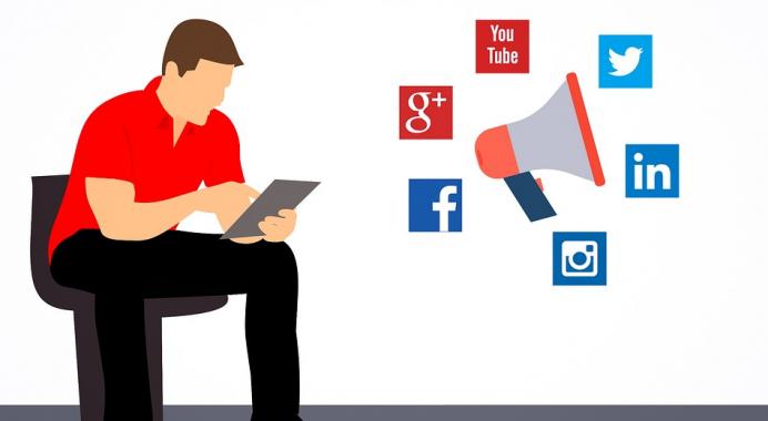 4 redes sociales ¡en las que debes vender ya!